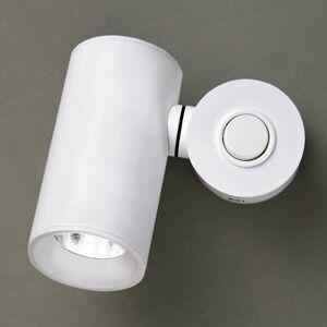 Milan Milan Tub nastaviteľné nástenné LED svetlo biele