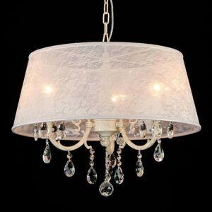 Maytoni Filomena závesná lampa s čipkovaným tienidlom