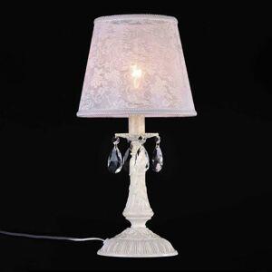 Maytoni Čipkované tienidlo vznešená stolná lampa Filomena