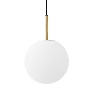 MENU Menu TR Bulb závesné LED 1-pl., mosadz/opál matné