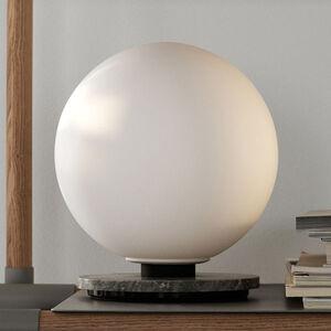 MENU Menu TR Bulb DTW stolná 22cm mramor/opál matná