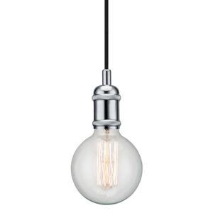 Nordlux Avra – minimalistická závesná lampa, chróm