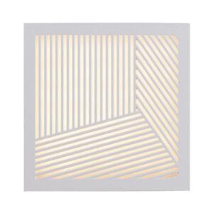 Nordlux Nástenné LED svietidlo Maze Straight v bielej