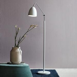 Nordlux Stojaca lampa Alexander v pôvabnom tvare biela