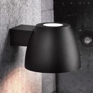 Nordlux Vonkajšie nástenné svietidlo Bell hliník v čiernej