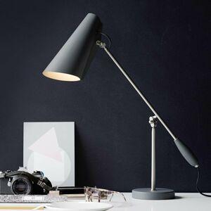Northern Northern Birdy retro stolná lampa sivá