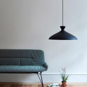 NYTA Nyta Pretty wide závesná lampa 3m, čierna matná