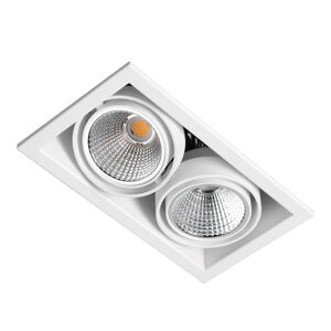 OMS Zapustené LED Zipar Duo Recessed 39W, 4.000K