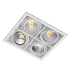 OMS Zipar Quatro-S Recessed zapustené LED 44 ww