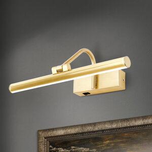 Orion Zlaté obrazové LED svietidlo Sofia – 30cm