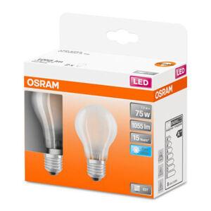 OSRAM OSRAM Classic A LED žiarovka E27 7,5W 4.000K matná