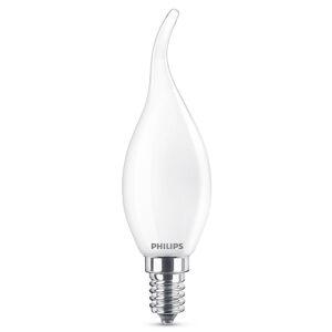 Philips E14 BA35 2,2W sviečková LED žiarovka 2700K matná