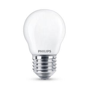 Philips Philips Classic LED žiarovka E27 P45 6,5W matná