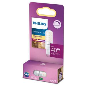 Philips Philips kolíková LED G9 4W 2.700K matná, stmievač