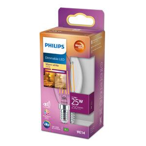 Philips Philips sviečková LED E14 3,2W 827 WarmGlow
