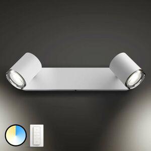 Philips HUE Philips Hue White Ambiance Adore, LED svetlo 2-pl.