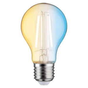 Paulmann Paulmann LED filament žiarovka E27 4,7W ZigBee CCT