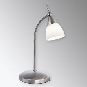 Paul Neuhaus Pino – klasická stolná lampa s LED žiarovkou