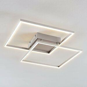 Lindby Stropné LED svietidlo Mirac 52cm