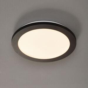 Reality Leuchten Stropné LED svietidlo Camillus, okrúhle, Ø 26cm