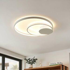 Lindby Lindby Nerwin stropné LED svietidlo okrúhle, biele