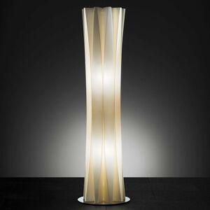 Slamp Slamp Bach stojaca lampa, výška 116cm, zlatá