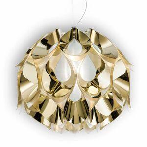 Slamp Slamp Flora – dizajnérska lampa, zlatá, 50cm