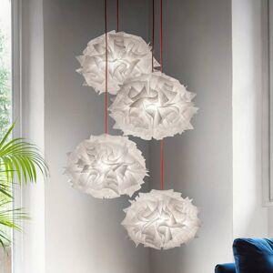 Slamp Slamp Veli Mini Quartet Couture – závesná lampa