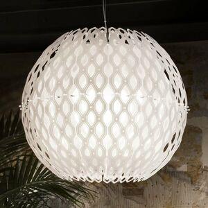 Slamp Slamp Charlotte Globe závesná lampa v bielej