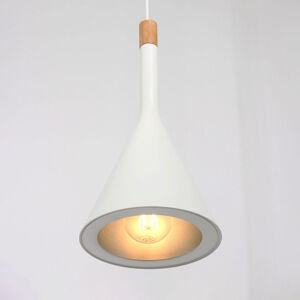 Steinhauer BV Závesná lampa Cornucopia 1-pl., biela