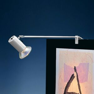 SIS-Light Štandardné upínacie svetlo GRIP, striebro