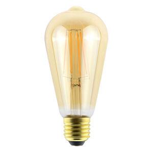 Sylvania LED E27 ToLEDo RT ST64 6W 825 zlatá stmievateľná