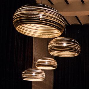Segula SEGULA Dandy 890 kartónová závesná lampa