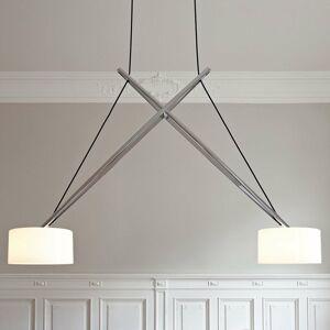 Serien Lighting serien.lighting Twin – pohyblivá závesná LED lampa