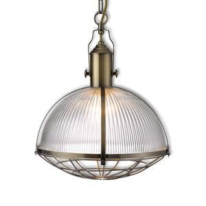 Searchlight Robustne vyhotovená závesná lampa Melea