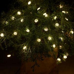 Sirius Interiér a exteriér – svetelná LED reťaz Silke 40p