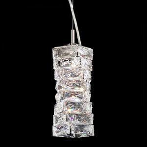 Swarovski Swarovski Glissando závesná lampa 3.000K V25,4 cm