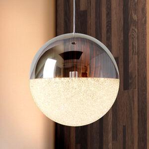Schuller Guľaté závesné LED svietidlo Sphere, Ø 20cm