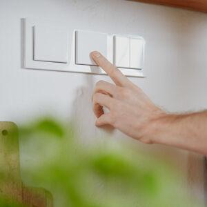 SENIC Senic Smart Switch Philips Hue 3 ks, biela lesklá