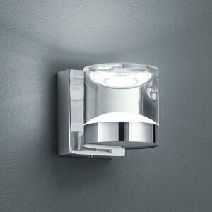 Trio Lighting Lesklo chrómované kúpeľňové LED svetlo Brian