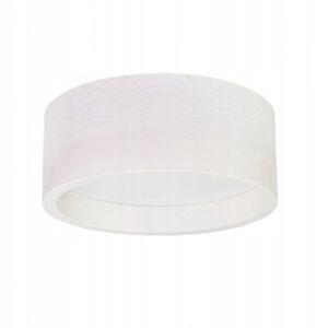 TEMAR LIGHTING Stropné LED svietidlo Deep, Ø 28cm v bielom