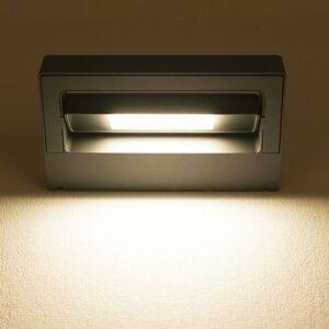 Heitronic Cordoba – výkyvné vonkajšie nástenné LED svietidlo