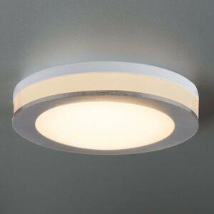 Heitronic Zapustené LED svetlo Artemis 6W ušľachtilá oceľ
