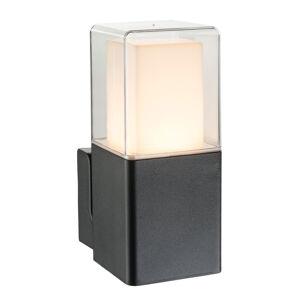 Heitronic Vonkajšie LED svietidlo Dalia, sklenený difuzér