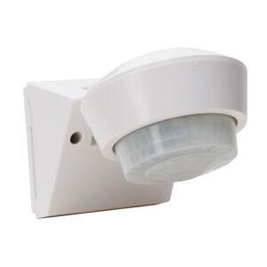 Heitronic Detektor pohybu 500077 240° IP55 biely