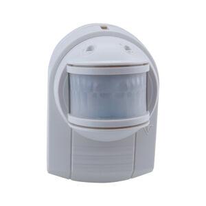 Heitronic Pasívny IČ detektor pohybu 42205 200° – biely