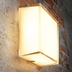 Heitronic Vonkajšie nástenné LED svietidlo Cabrera