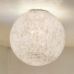 Vistosi Ručne vyrobené sklenené stropné svietidlo RINA