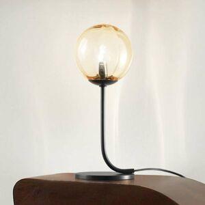 Vistosi Dizajnová stolná lampa Puppet z muránskeho skla