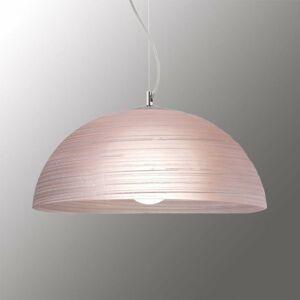 Viokef Ručne zdobená závesná lampa Modesto, staroružová